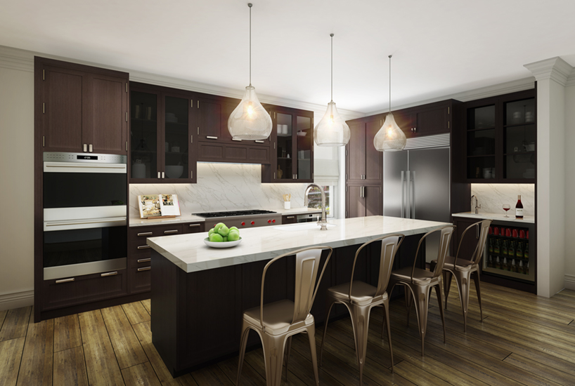 Menomonee Kitchen, Interior Design by Mia Rao Design
