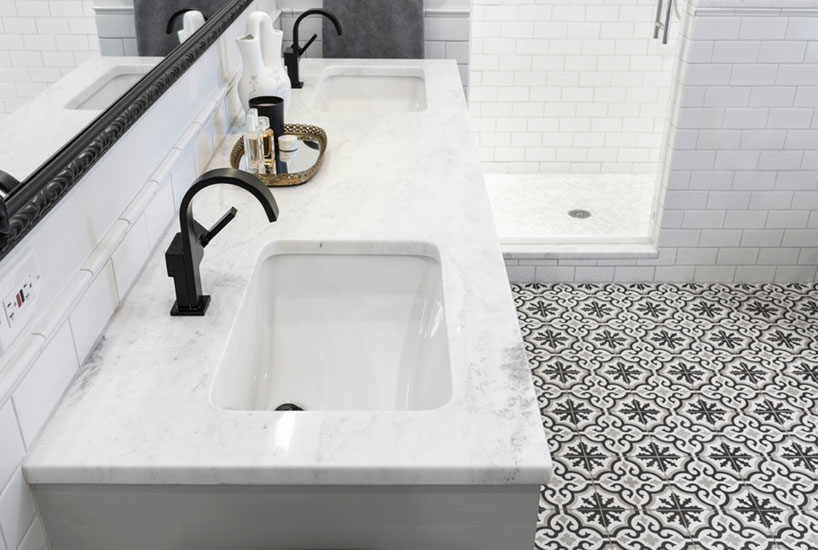 Queen Anne Bathroom Sinks