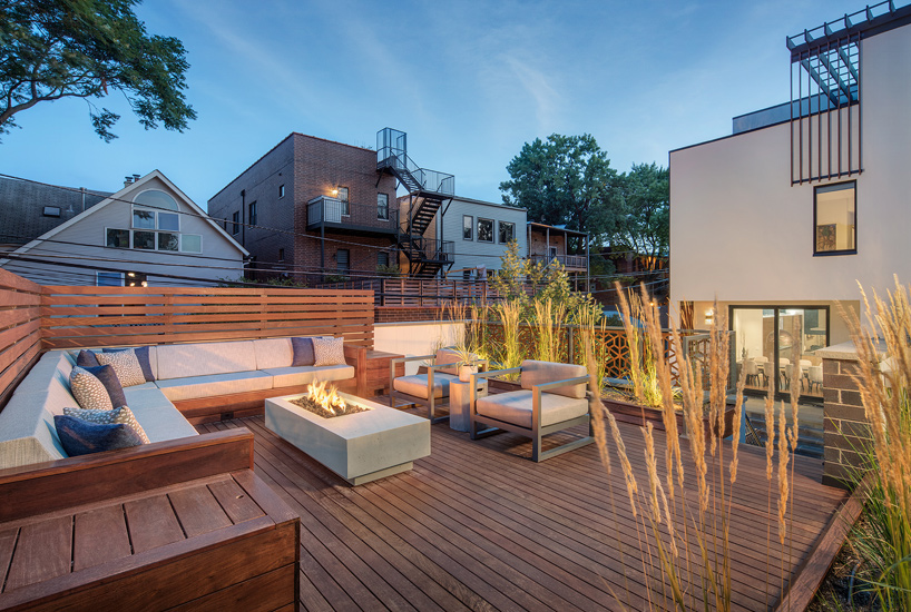 Soulful Dwelling Deck Overview, Interior Design by Mia Rao Design
