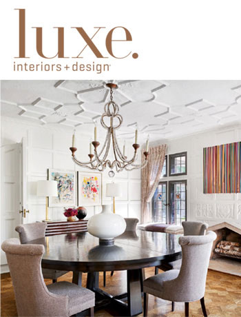 Mia Rao Interior Design in Luxe Home