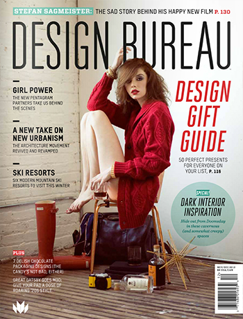 Mia Rao Interior Design in Design Bureau Magazine